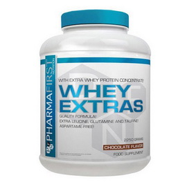 Whey Extras (2,25 kg)