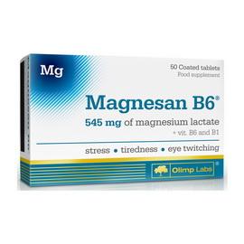 Magnesan B6 (50 tabs)