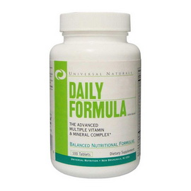 Daily Formula (made in EU) (100 tabs)