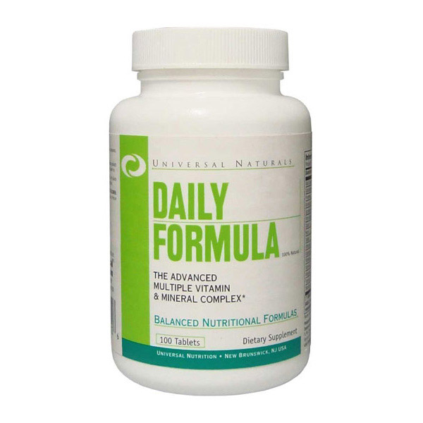 Daily Formula (made in EU) (100 tabs)