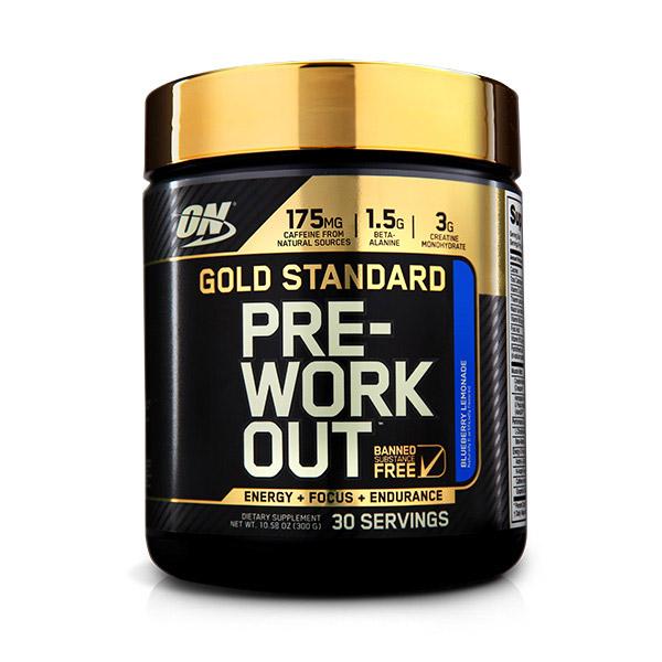 Pre-Workout Gold Standard (300 g)