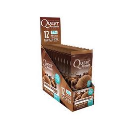 Quest Protein Chocolate Milkshake (12 x 31 g)