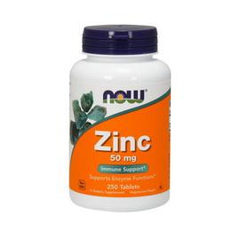 Zinc 50 mg (250 tabs)