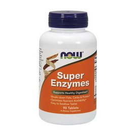 Super Enzymes (90 tabs)