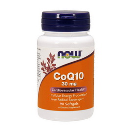 CoQ10 30 mg (90 softgels)