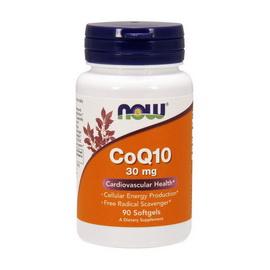 CoQ10 30 mg (90 softgels)