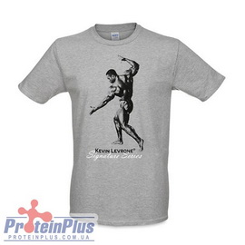 T-Shirt Levrone Gray (M, L, XL)