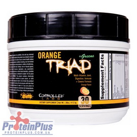 Orange Triad plus Greens (412 g)