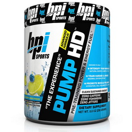 Pump HD Advanced Formula (250 g)