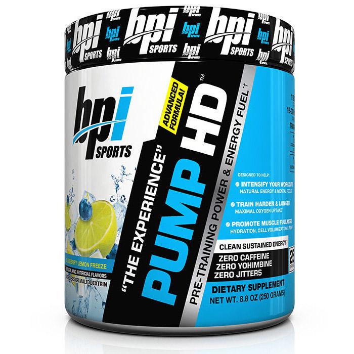 Pump HD Advanced Formula (250 g)