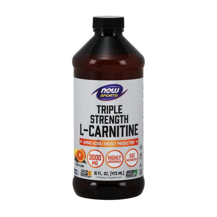 L-Carnitine Liquid 3000 mg (473 ml)