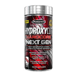 Hydroxycut Hardcore Next Gen (180 caps)