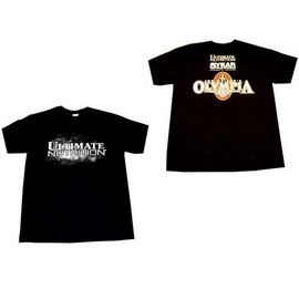 T-Shirt Mr. Olympia Black (S, M, L, XL, XXL)