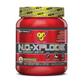N.O.XPLODE Pre-Workout Igniter EU (600 g)