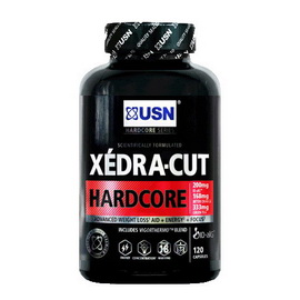 Xedra-Cut Hardcore (120 caps)