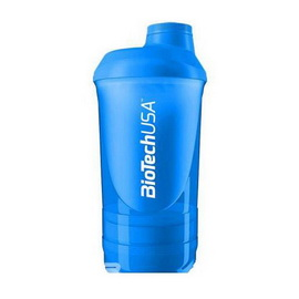 Shaker Wave+ 3 in 1 Schocking Blue (500 ml)