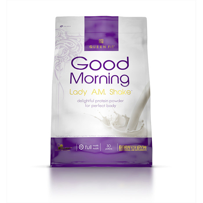Queen Fit Good Morning Lady AM Shake (720 g)