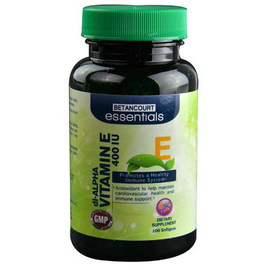 Vitamin E 400 IU (100 softgels)