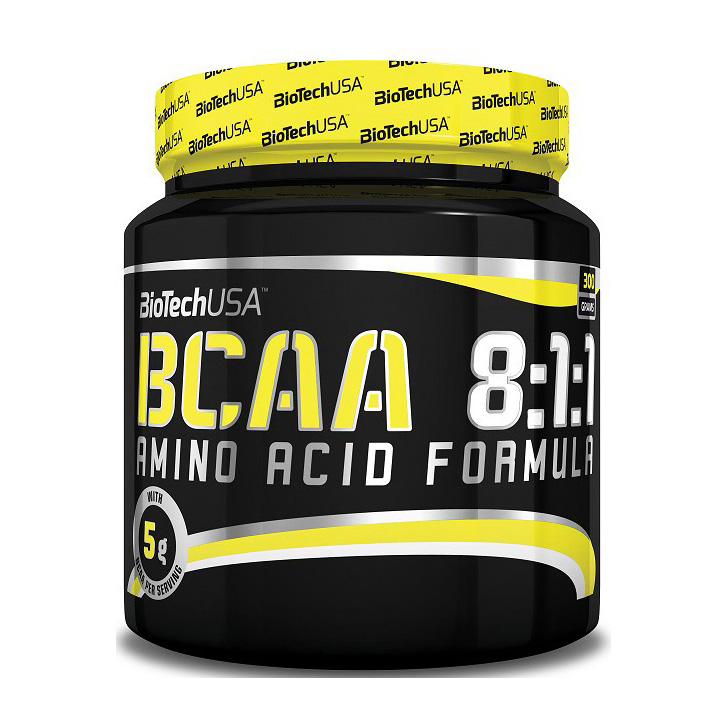 BCAA 8:1:1 Unflavored (300 g)