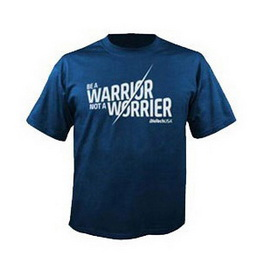 T-Shirt Warrior (S, M, L, XL, XXL)