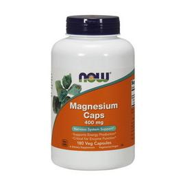 Magnesium Caps 400 mg (180 caps)