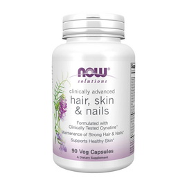 Hair, Skin and Nails (90 caps)