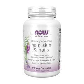 Hair, Skin and Nails (90 caps)