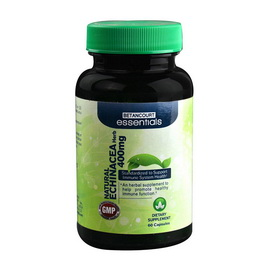 Natural Echinacea 400 mg (60 caps)