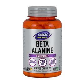 Beta-Alanine 750 mg (120 caps)