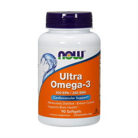 Ultra Omega-3 (90 softgels)