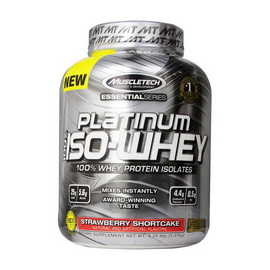 Platinum 100% Iso-Whey (1,48-1,51 kg)