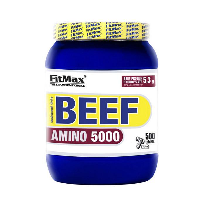 Beef Amino 5000 (500 tabs)