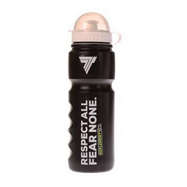 Waterbottle #Playhard Black (700 ml)
