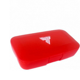 Pillbox TREC Red