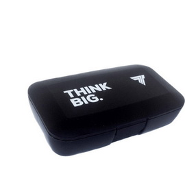 Pillbox Think Big Black