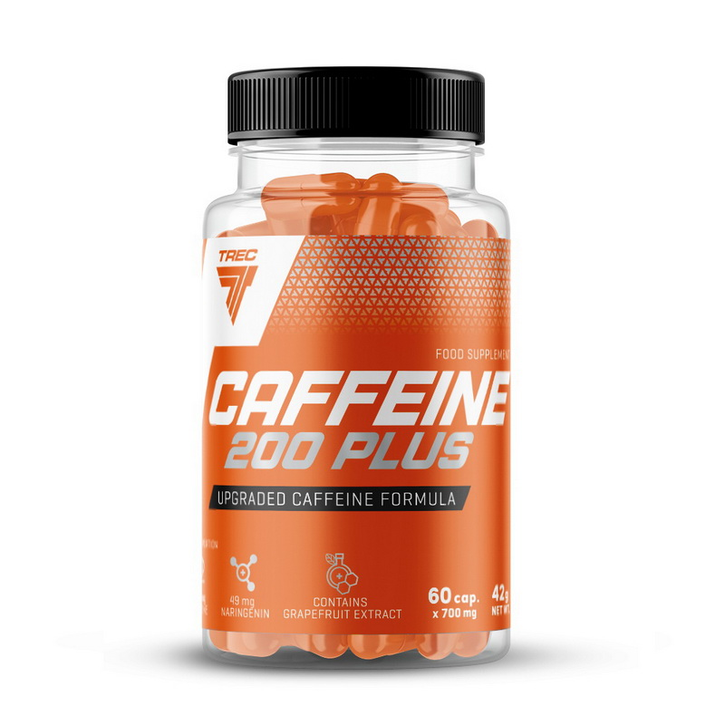 Caffeine 200 Plus (60 caps)