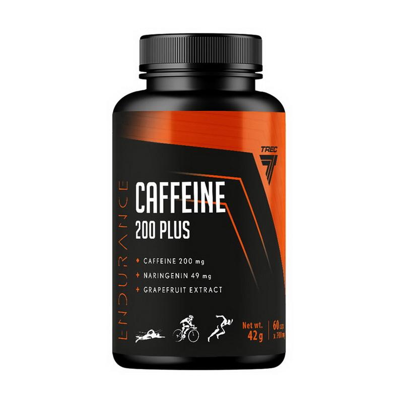 Caffeine 200 Plus (60 caps)