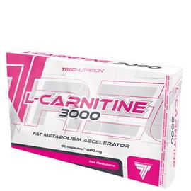 L-Carnitine 3000 (60 caps)