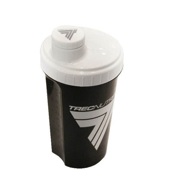 Shaker #Trec Black (700 ml)