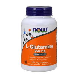 L-Glutamine 500 mg (120 caps)