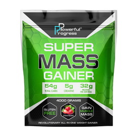 Super Mass Gainer (4 kg)