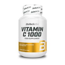Vitamin C 1000 w/ Citrus Bioflavonoids and Rose Hips (30 tabs)