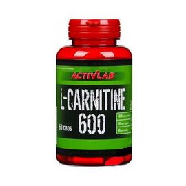 L-Carnitine 600 (60 caps)