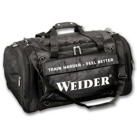 Weider Gym Bag Black