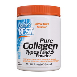 Best Collagen Types 1 and 3 Powder (200 g)