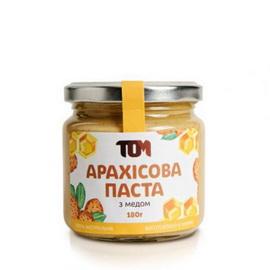 Арахисовое масло с медом (180 г)