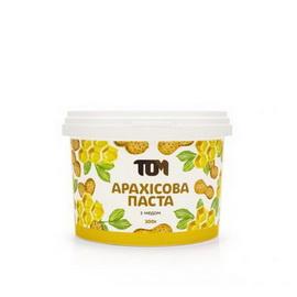 Арахисовое масло с медом (300 г)
