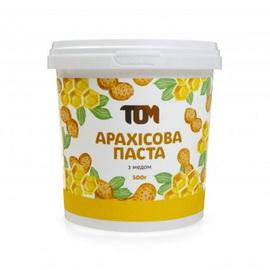 Арахисовое масло с медом (500 г)