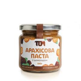 Арахисовое масло с шоколадом (180 г)