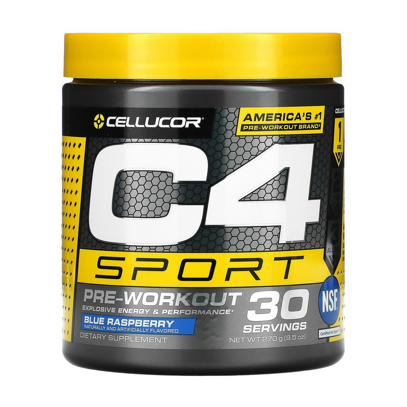 C4 Sport (285 g)